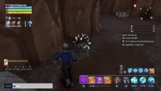 FORTNITE SAVE THE WORLD HOW TO FIND SHADOWSHARD AND OBSIDIAN IN CANNY VALLEY! (QUICK AND EASY)