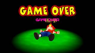 Game Over: Ape Escape: On the Loose