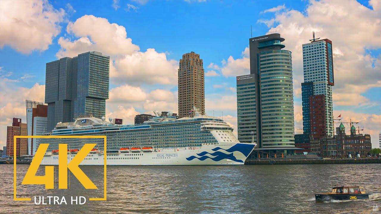 Rotterdam 4K, Netherlands – Travel Film (with Music) – Top European Cities