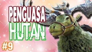 💪 PENGUASA HUTAN x HYPERiON x MEGALOCEROS   ARK SURViVAL EVOLVED INDONESiA