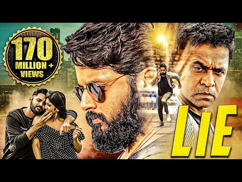 LIE (2017) Full Movie in Hindi | Nithiin, Arjun, Megha Akash