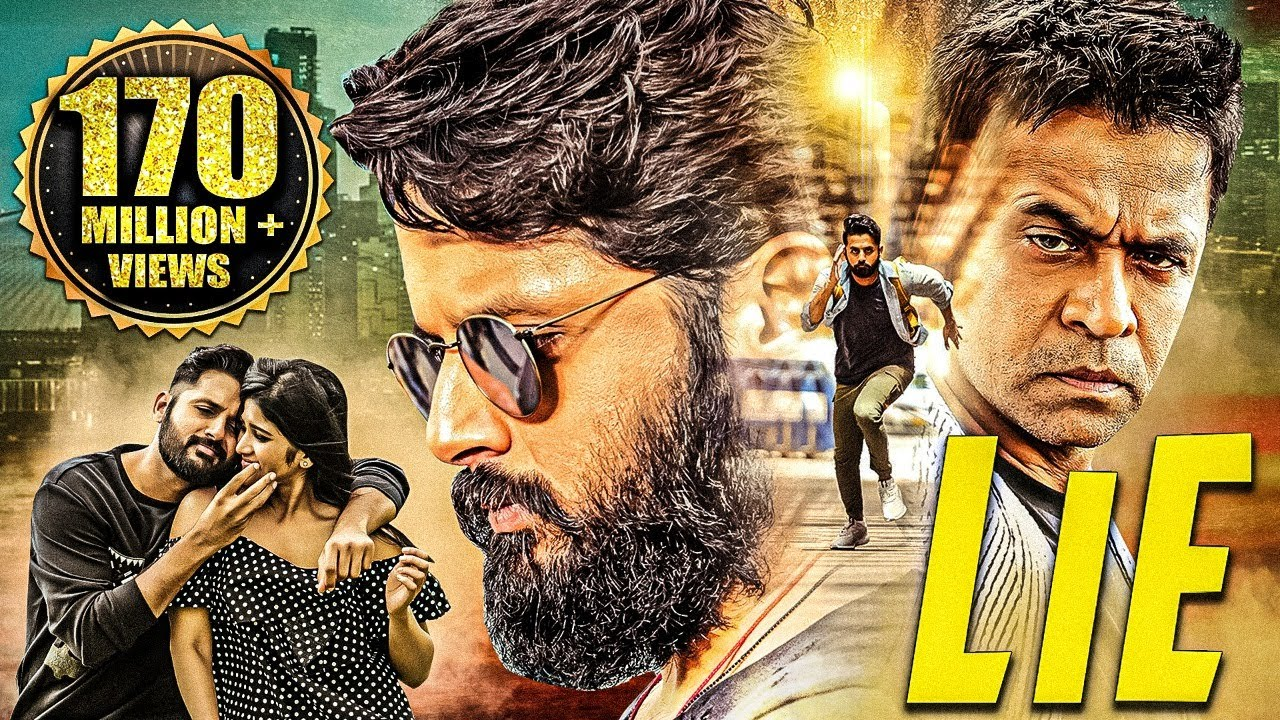 LIE (2017) New Released Full Hindi Dubbed Movie | Nithin, Arjun Sarja, Megha Akash | Riwaz Duggal #1