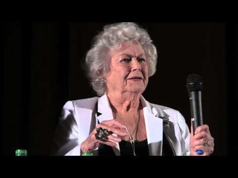 Barbara Hale interview - Pt.1