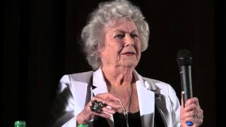 Barbara Hale interview - Pt.1