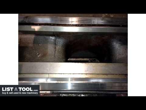 Mysore Kirloskar EP2215 Engine Lathe