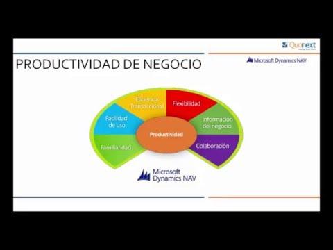 Microsoft Dynamics CRM: integración nativa con Microsoft Dynamics NAV