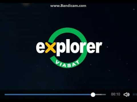 Viasat Explorer Idents