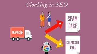 What is Cloaking? Cloaking in SEO with example