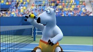 БЕРНАРД: Теннис 2