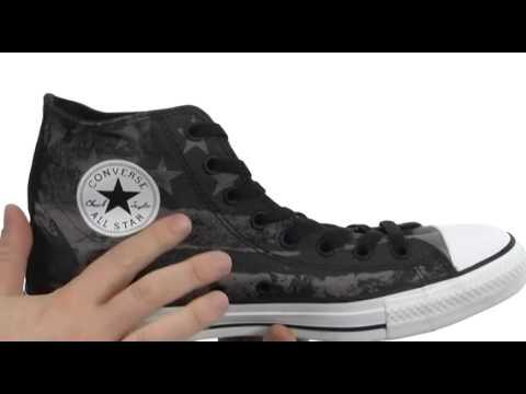Converse Chuck Taylor® All Star® Vintage Flag Hi SKU:#8204437