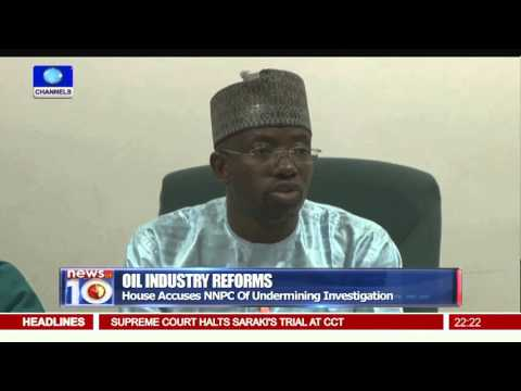 NNPC trying To Subvert House Investigation-- Zakari Mohammed