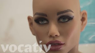 The Challenges Of Building An Artificially Intelligent Sex Bot (360 Video)