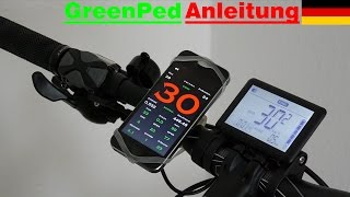 GreenPed Tuning Chip für Giant E-Bikes Yamaha iPhone