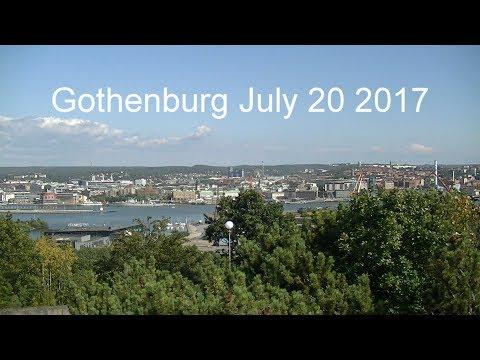 Gothenburg July 20 2017