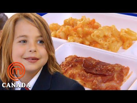 Pizza or Mac and Cheese?   MasterChef Canada   MasterChef World