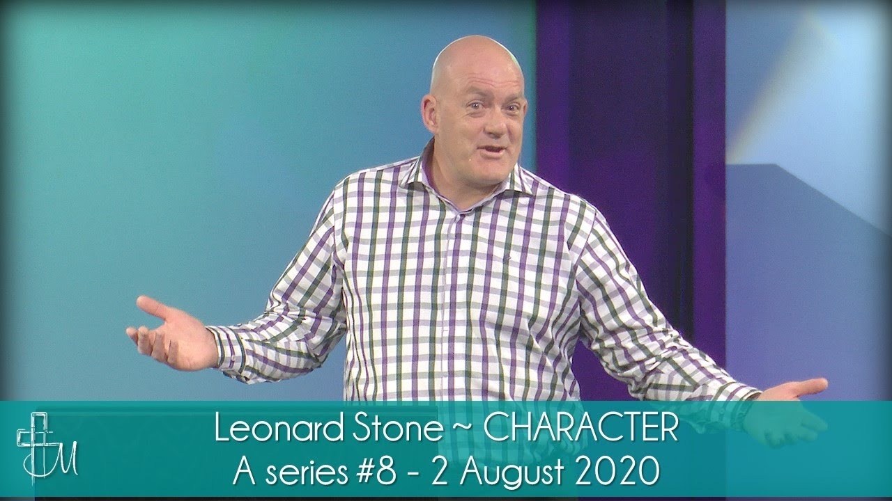 "Leonard Stone with ""Character"" #8 - 2 August 2020"