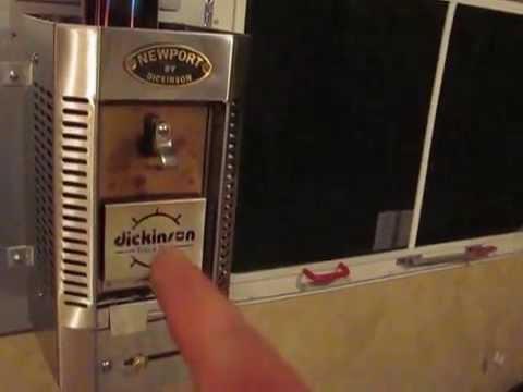 Dickinson Marine 00 Newsf Newport Solid Fuel Heater