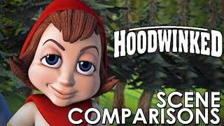 Hoodwinked! (2005) - scene comparisons