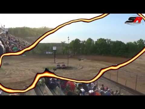 UMP Modifed Heat Race 1, Butler Motor Speedway 5-21-2016