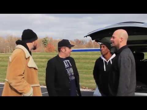 Matt Hasselbeck tells Seahawks Superfan Craig Gass to calm down