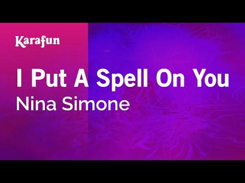 Karaoke I Put A Spell On You - Nina Simone *