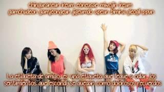 F(x) - Goodbye summer (ft. D.O) [Sub español+Rom]