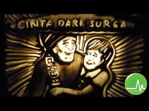 Moluska - Cinta Dari Surga [Official Music Video]