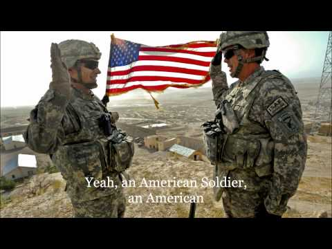 American Soldier - w/ Lyrics