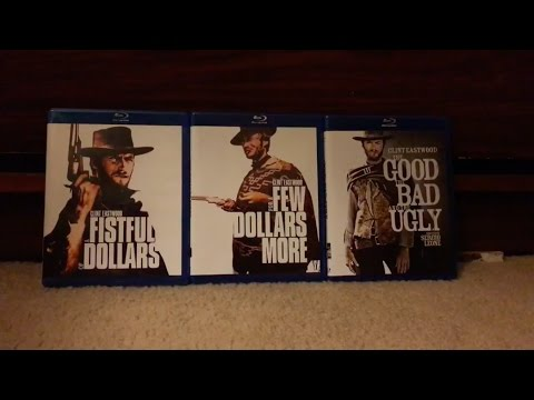 Dollars (The Man With No Name) Trilogy Blu-ray Review