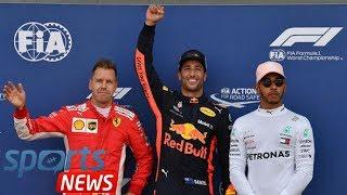 Lewis Hamilton explains surprise Monaco Grand Prix advantage over Daniel Ricciardo thumbnail