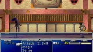 Final Fantasy 7 Pagoda part 1