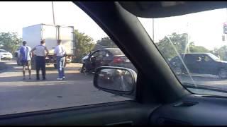 Авария в Новоалександровке сегодня