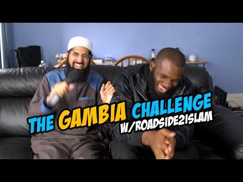 The Gambia Challenge w/Roadside2islam
