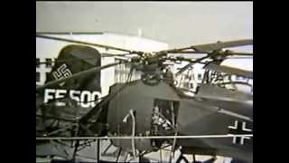 Airshow 1945 with Captured Nazi World War II Planes (stabilized)