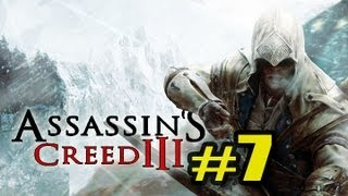Assassin's Creed 3 Let's Play #7 - Get In The Haystack!