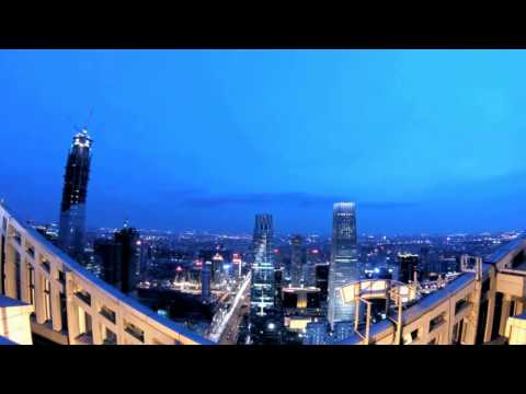 Top of Beijing Time-lapse