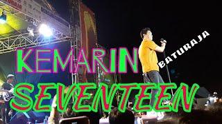 Ivan Seventeen Menangis Saat Menyanyikan Lagu Kemarin - Live Konse Di Baturaja S
