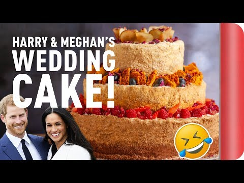 Baking a Royal Wedding Cake | Step Up To The Plate