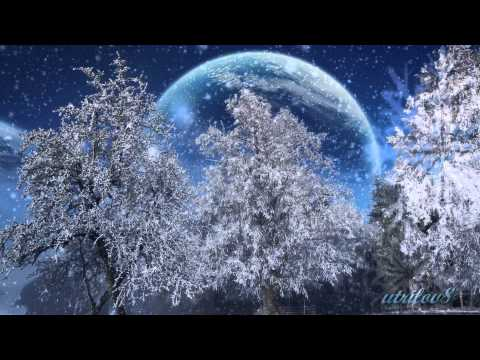 Enya - Amid The Falling Snow   ( With Lyrics )       Best viewed in 1080p HD Setting