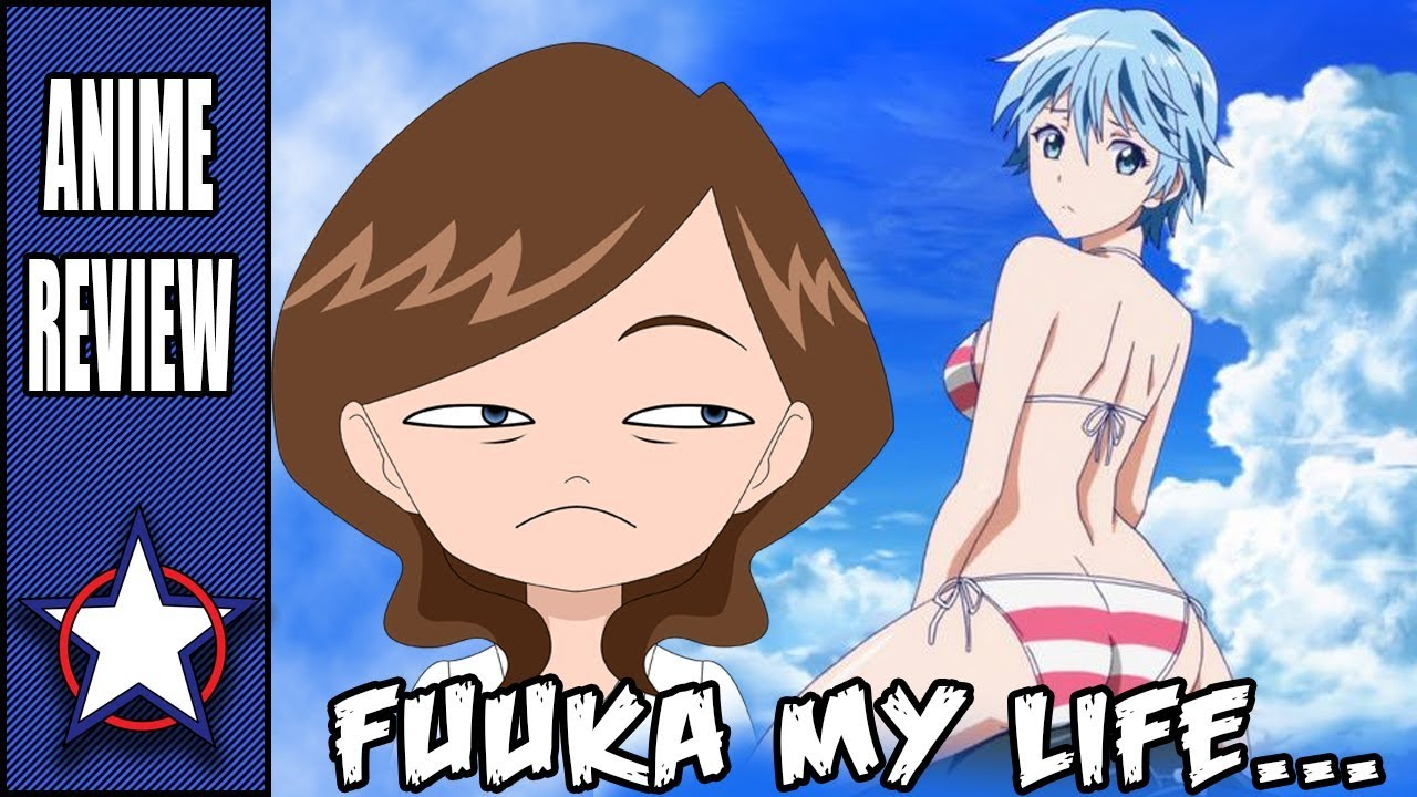Old Cliche S In A 2017 Anime Fuuka Review Youtube
