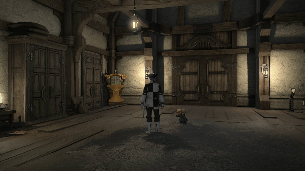 I never knew there was an inn in Ishgard XD
