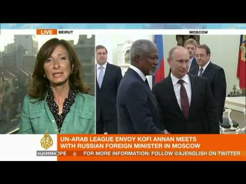 Al Jazeera's Rula Amin updates us from Beirut