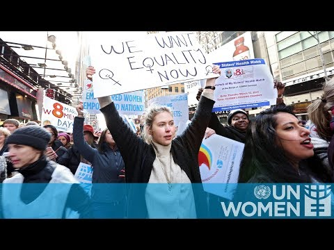 International Women's Day 2018: The Time is Now