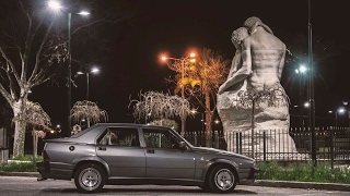 Alfa Romeo 75 Turbo America - Pure Love