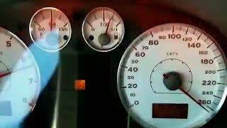 Seat Leon Cupra R Turbo 500 HP Acceleration 0-270 Sound