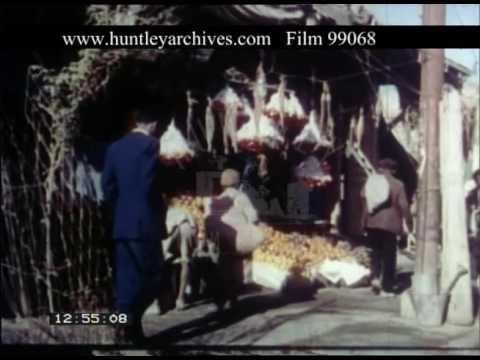 Abadan Streets Iran 1950s Film 99068 Youtube