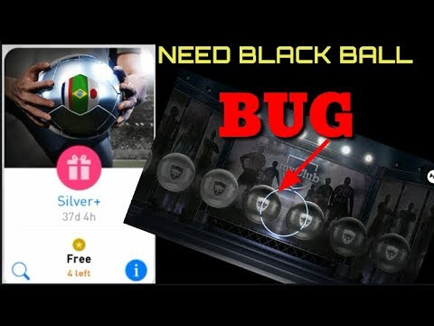 HOW TO GET BLACK BALL IN SILVER NATIONALITY PACK_PES 2018 MOBILE