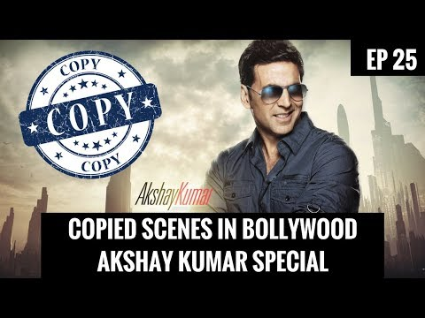 Bollywood Copied Scenes | Akshay Kumar...