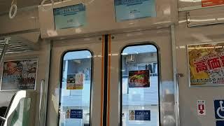 京急新1000形 デハ1008 京急蒲田→京急川崎(三菱SiC、車両更新車)