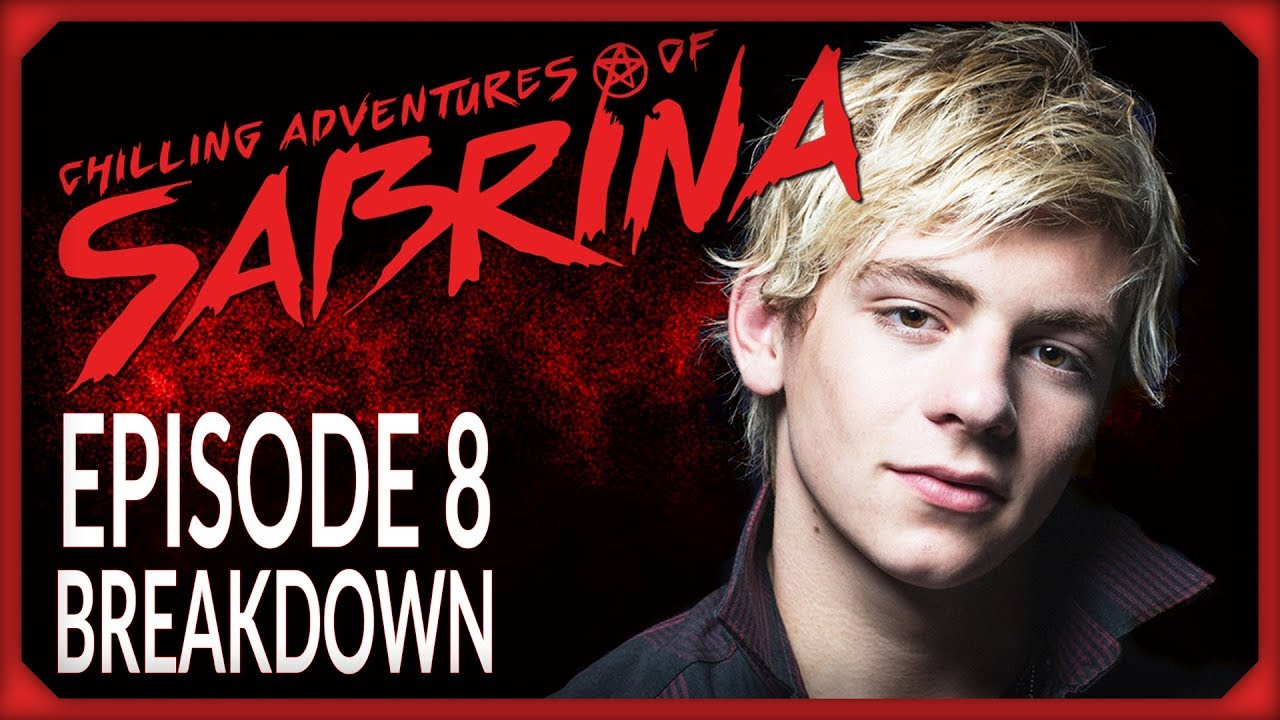 """Download Chilling Adventures of Sabrina Episode 8 """"The Burial"""" Breakdown!"""